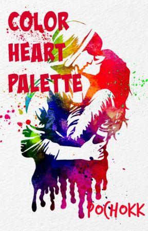 Color Heart Palette by pochokk