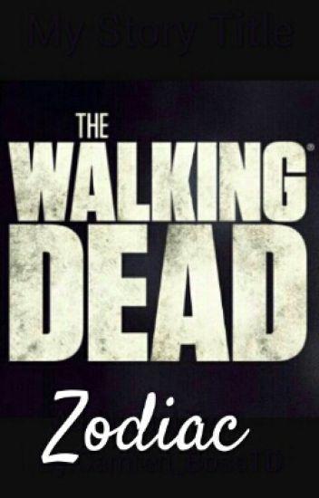 The Walking Dead Zodiac
