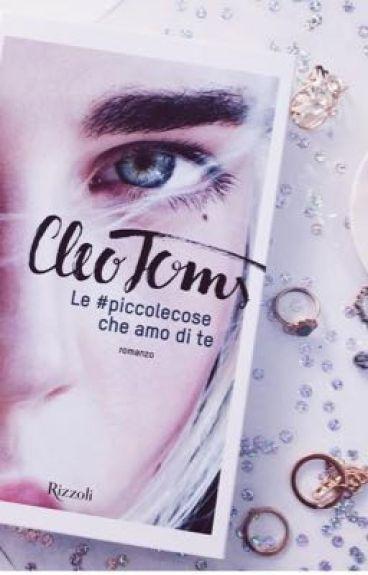 Le #piccolecose che amo di te |Cleo Toms