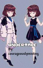 Undertale: 221X by _perksofafangirl