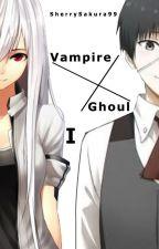 Vampire X Ghoul (I) by sherrysakura99