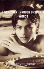 Friendship through unspoken words - a Sidd nigam fanfic by ananyas_xoxo