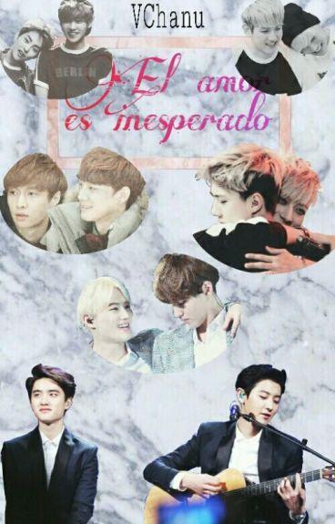 El Amor Es Inesperado
