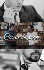 Carita de ángel by dwatercolour