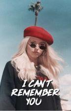 I Can't Remember You//4ta temporada de TCCM by sartoriuscandy