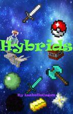Hybrids [Book 1] by IsabelleCajan