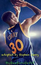 Adopted by Stephen Curry by baeforlife510