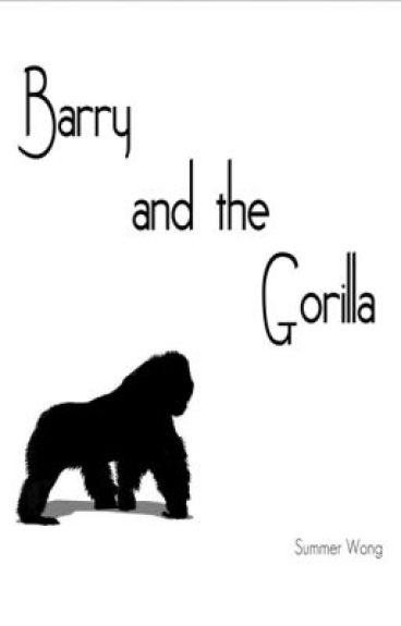 Barry and the Gorilla by YuinXuenWong