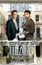 Home Is Where The Heart Is (A Drarry FanFiction) by JulietsEmoPhase