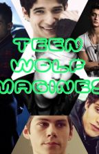 Teen Wolf Imagines (Deutsch/German) by Pia-Riddle