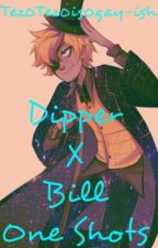 DIPPER X BILL ONE SHOTS by Tez0is0gay-ish