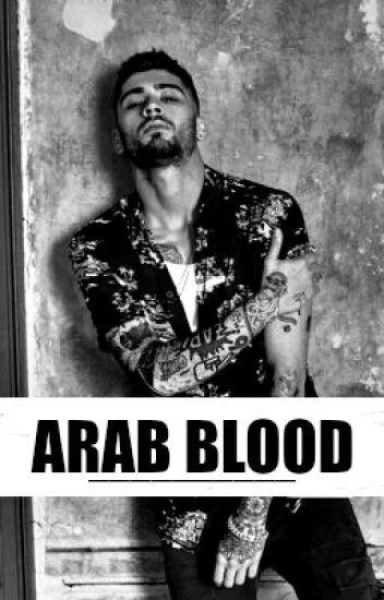Arab blood {Z.M}