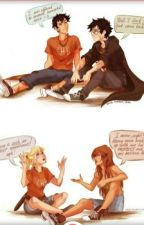 Harry Potter And Percy Jackson Fanfiction by HermioneChase1357