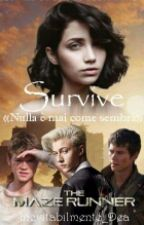The Maze Runner - Survive by Inevitabilmente_Dea