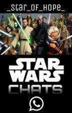 Star Wars - WhatsApp Chats by byunyana