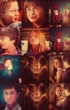 Harry Potter and Ginny Weasley love story ( TEMPORARY ON HOLD ) by PoppyEllaInglesoxley