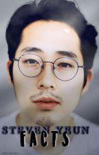 Steven Yeun Facts by galla-bitch