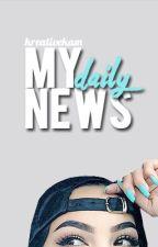 My Daily News by KreativeKam