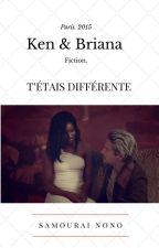 """""""T'étais différente"""" : NEKFEU X BRIANA by samourainono"""