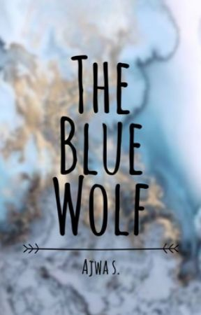The Blue Wolf  by ignited_flame789