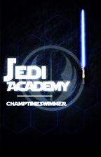 Jedi Academy by ChampTimeSwimmer