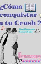 ¿CÓMO CONQUISTAR A TU CRUSH ? by Destinyloveforever