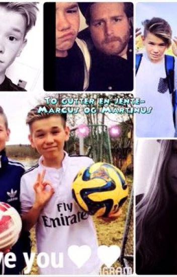To gutter en jente-Marcus og Martinus
