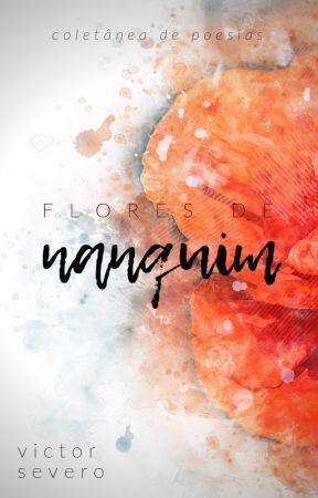 Flores de Nanquim by J_VictorAraujo