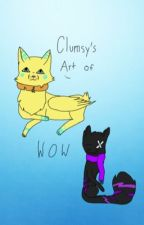 Clumsy's Art of WoW by Clumsy_kitten