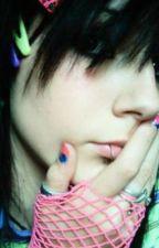 Emo Girl by JulyButtaflies