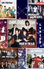 One Direction Lyrics✔️ by jagijongin