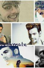Deskmate || Ignazio Boschetto by smilethankstothem
