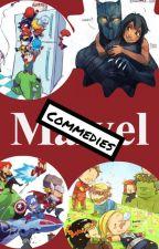 Marvel Comedies by SBHawk