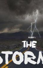 The Storm. by Elinou9635
