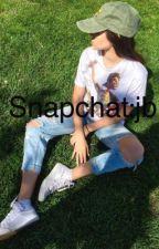 Snapchat { j.b } by jdbmydrug