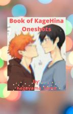 Book Of Kagehina Oneshots by Ereri_Love