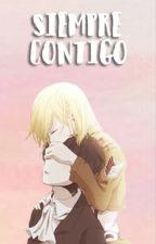 Siempre contigo [Rivetra/Shingeki no kyojin] by fflora