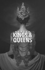kings & queens // bts a.f by neovevo