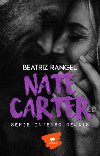 Série Intenso Demais - Nate Carter #3 DEGUSTAÇÃO