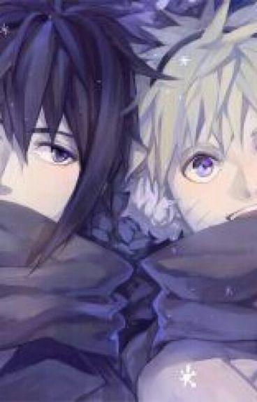Late For Say 'Love' (Naruto&Sasuke)