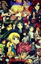 Animes Together by LightMouaAnime