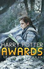 Harry Potter Awards by -FandomHuntress