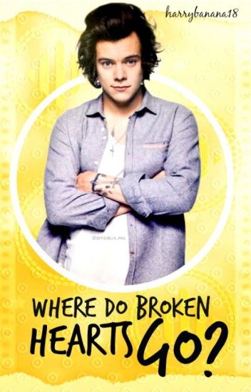 Where Do Broken Hearts Go? h.s (Modest!)