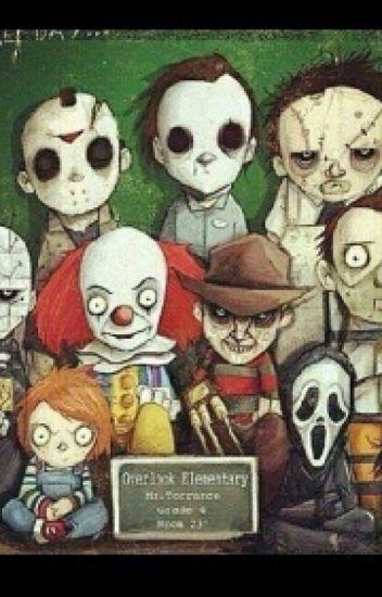 Horror Character's Scenarios