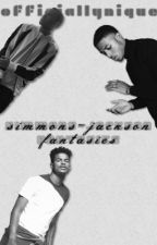 Simmons - Jackson Fantasies by officiallynique