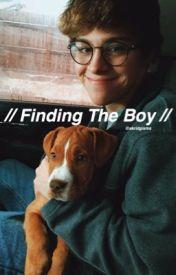 finding the boy {christian akridge} by akridgisms