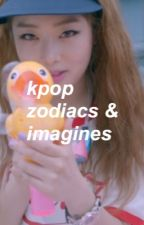 Kpop Zodiacs and Imagines by -dongcheng
