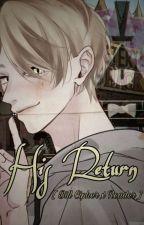 His Return (Bill Cipher x Reader) by krisleighn