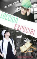 Leccion Especial (Oneshot) (Adaptacion Yoonmin) by Jimenito30