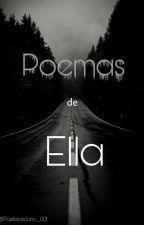 Poemas De Ella by Poetaoscuro__001